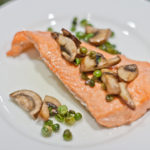 Recipe Box: Olive Oil Poached Salmon