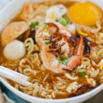 How To Fancy Up Instant Ramen