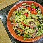 Recipe Box: Sashimi Salad