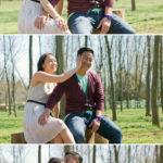 Engagement Shoot: Love At La Grange