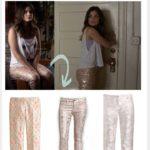 Trend Spotting: Metallic Pink & Gold Brocade