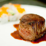 Wagyu Filet & Bacon Sukiyaki Sauce