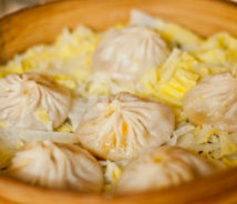 WTF Delicious: Pork & Crab Roe Soup Dumplings