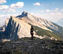 The Pendulum's Peak: Hiking Mount Rundle [Part I of II]