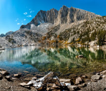 Ruby Lake via Mono Pass (Eastern Sierras, California)